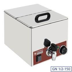 Elektrische voedingswarmer, GN 1/2 - 150 mm, 264x275xh260