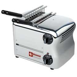 """Elektrische toaster, 2 tangen """"Silver"""", 317x220xh210"""