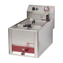 Elektrische friteuse 8 liter, -Top-, 330x600xh290