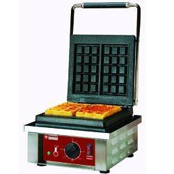 """Elektrisch wafelijzer 2 platen, Type """"Brussel""""3x5"""", 305x440xh230"""