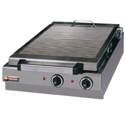 Elektrische stoomgrill, tafelmodel, 490x500xh185