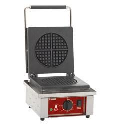 Elektrisch wafelijzer voor 4 wafels, 305x40xh230