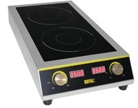 GF239  Buffalo inductie kookplaat
