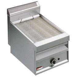 """Gasstoom-grill met bakrooster in """"O""""-vorm -Top-, 420x700xh440/610"""