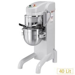 Klopper-menger, 40 liter,  590x870xh1400