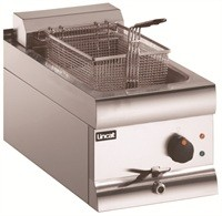 J536  Lincat silverlink 600 friteuses