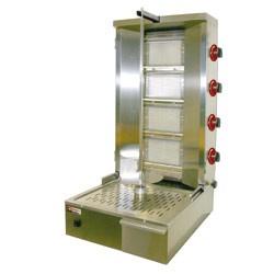 Gyros grill gas 55 kg, 580x660x1045