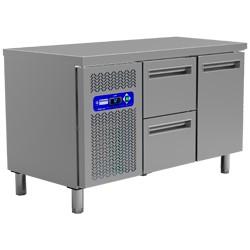 Geheel koeltafel, 1350x700xh880/900