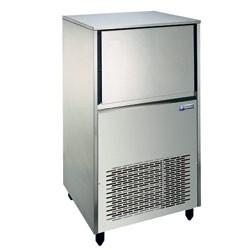 MXP-65A Holle ijsblokjesmachine 55 kg met reserve