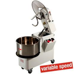 Bakkerstrog voor pasta 22 liter, spiraalversie,