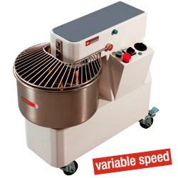 Bakkerstrog voor pasta 53 liter, spiraalversie, 520x860xh760