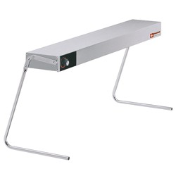 Warmte brug met infrarood, 1067x150xh64