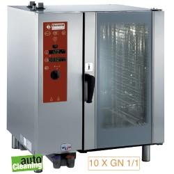 Elektrische oven, directe stoom en convectie, 895x845xh1080