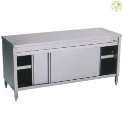 Neutraal werktafelkast, 1800x700xh880/900