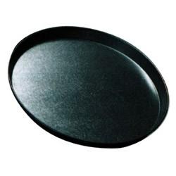 Ronde bakplaat in plaatijzer Ø 300 mm