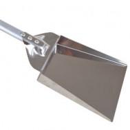 Spaan voor het leegmaken van de asbak van de oven (210x310 mm)