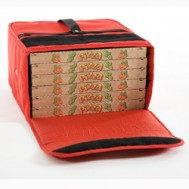 Thermische zak voor 4-5 pizzadozen, Ø 320 mm