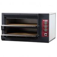 Elektrische pizza-oven, 2 kamers, 920x760xh530