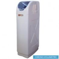 Waterontharder Chrono - en volumemeter, 25L, monoblok, 330x540xh1130
