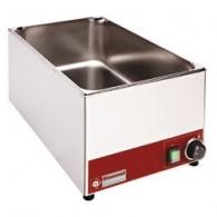 Elektrische bain-marie, tafelmodel, GN 1/1 - 150 mm, 330x530xh240