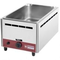 Bain-marie op gas, tafelmodel GN 1/1 - 150 mm, 365X575XH305