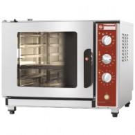 Elektrische oven stoom/convectie, 5x GN 1/1 (530x325 mm), 710x770xh600