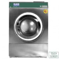 """Wasmachine met super centrifugering, 14 kg """"R.V.S."""", 880x1010x1264"""