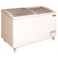 DN496  Vogue display vrieskist 236 ltr.