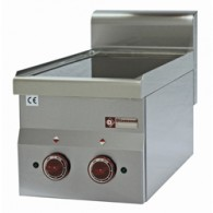 Vitrokeramische fornuis 2 kookplaten -Top-, 300x600xh280/400