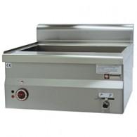 Elektrische bain-marie, 1x GN 1/1 + 2x GN 1/4 -Top-, 600x600xh280/400