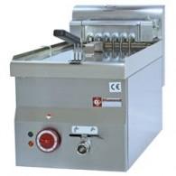 Elektrische friteuse, 1 kuip 10 liter -Top-, 300x600xh280/400