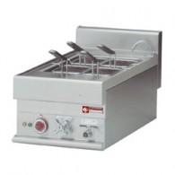 Elektrisch pastakoker capaciteit 20 liter -Top-, 400x650xh280/380