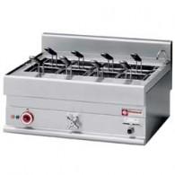 Pastakoker elektrisch capaciteit 40 liter -Top-, 700x650xh280/380