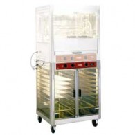 Warmkast voor kippengril, 850x650xh1005
