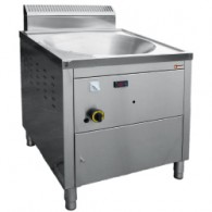 "Gasfriteuse 'turbo"" voor churros , 1x 22 Liter, 800x900xh850"