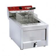 Electrische friteuse 12 Lit. - TOP-, 400x610xh445