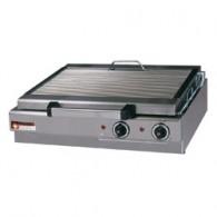 Elektrische stoomgrill, tafelmodel, 700x500xh185