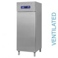 Vrieskast , EN 600x400mm, geventileerd, 1 deur (700Lit.), 760x729xh2005