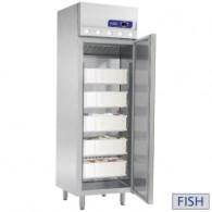 Koelkast voor vis, 400 liter, 1 deur, 600x600xh1890