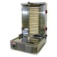 Elektrische gyros grill 35 kg,580x660x870