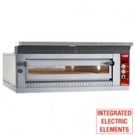 "Elektrische pizzaoven ""extra large"", 6 pizza's Ø 350 mm, 1420x1010xh400"