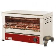 Toaster 3 tangen quartz, 485x255xh240