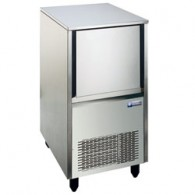 MXP-35A Holle ijsblokjesmachine 28 kg met reserve
