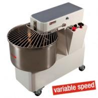 Bakkerstrog voor pasta 42 liter, spiraalversie, 490x770xh860