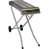 P111  Buffalo Xenon pro powergrill, Rooster 87x25 cm