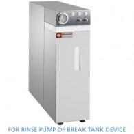 Osmose eenheid 150L/U., monoblok in RVS,  200x560xh590