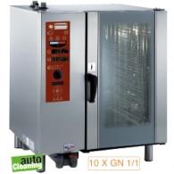Electrische oven met boiler, stoom en convectie, 895x845xh1080