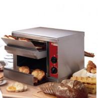 Automatische toaster, 540 toasts/uur, 450x530xh345