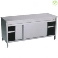 Neutraal werktafelkast, 2000x700xh880/900
