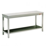 Werktafel met ondertablet